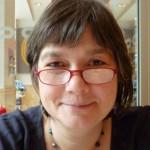 Head and shoulders portrait of Karen