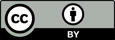 Creative Commons BY logo