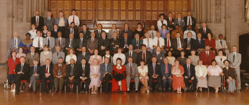 Manchester City Councillors June or July 1994